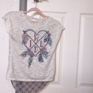 cute shirt!